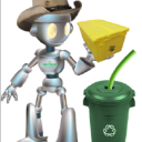 2015 CTTD Logo, Robot Recycle Rush
